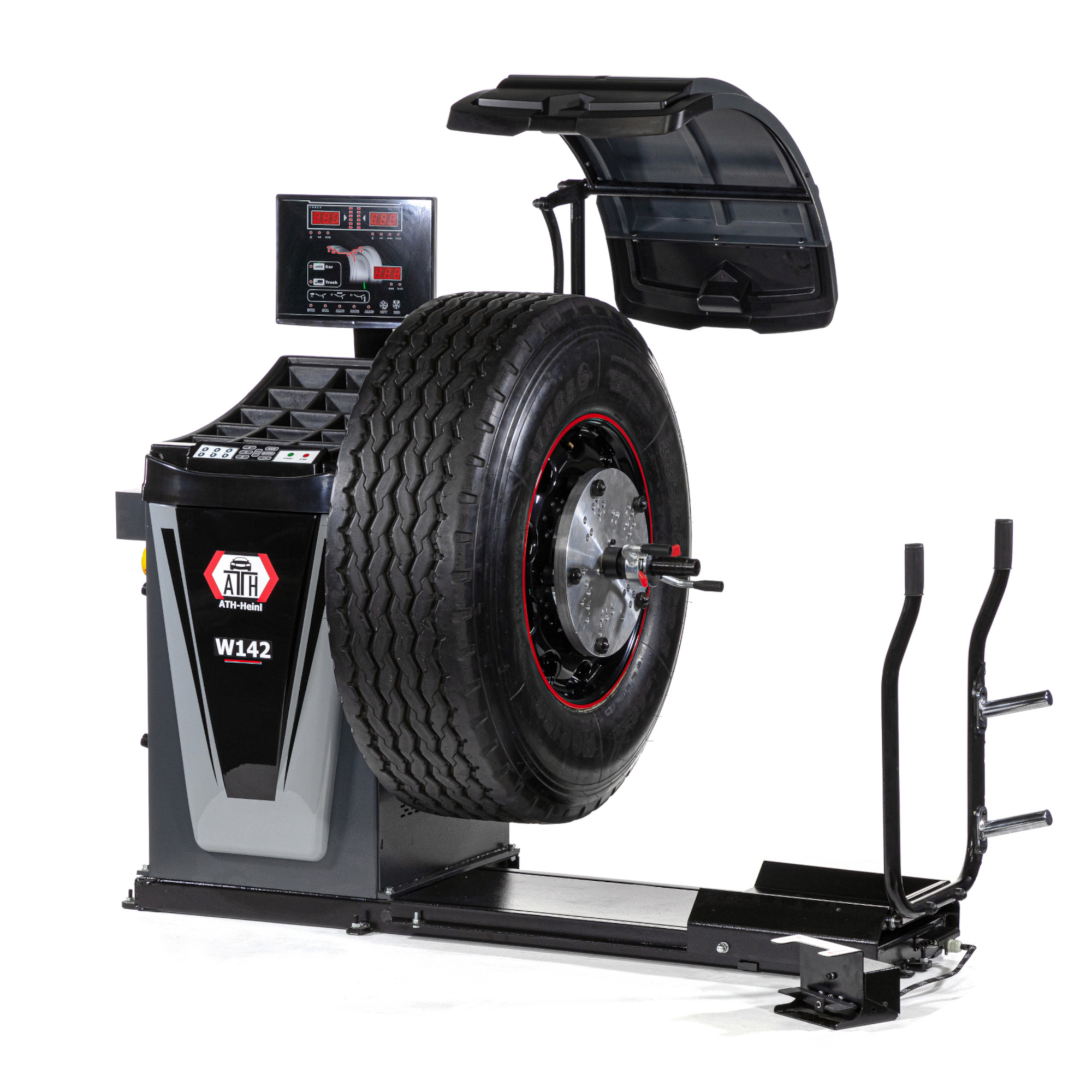 LKW-Reifenauswuchtmaschinen