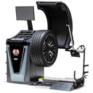 PKW-Reifenauswuchtmaschinen
