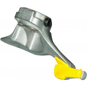 Stahlmontagekopf für aussenliegende Speichen