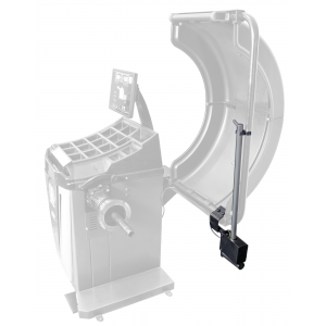 3D Messarm für Breitenmesslehre