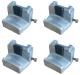 LKW Aluminium-Spannbacken (1 Set)