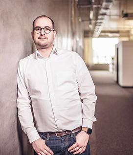Vertrieb Außendienst - Sebastian Buchholz