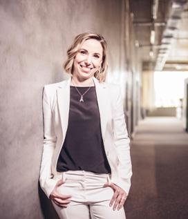 Geschäftsführung - Anja Heinl