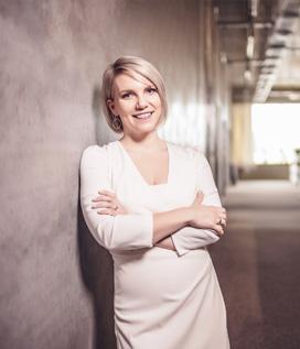 Geschäftsführung - Corinna Heinl