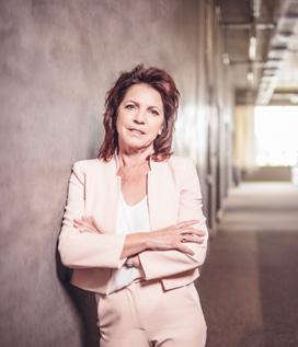 Geschäftsführung - Evi Heinl