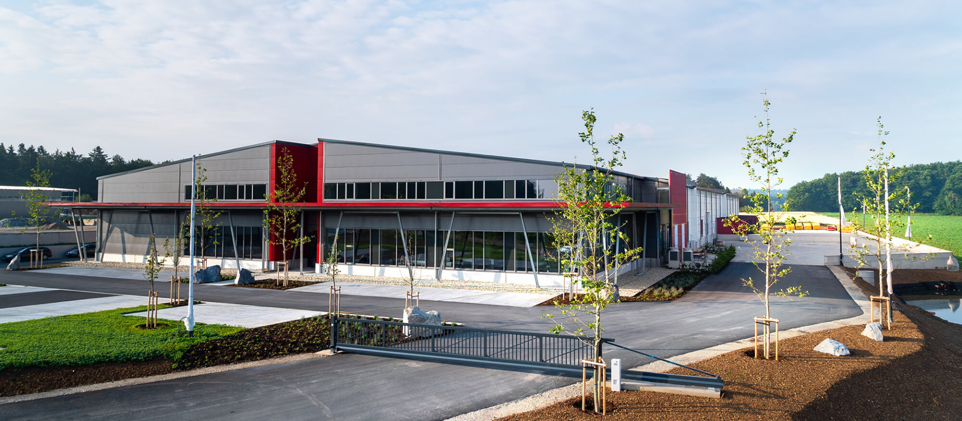 ATH-Firmenzentrale