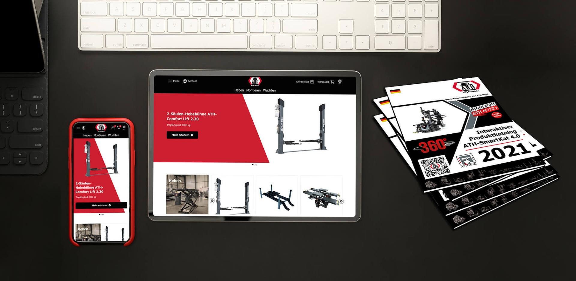 ATH-Website